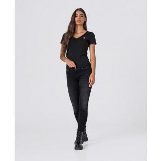 Retrojeans dámske tričko ZENIT W 20 - Čierna