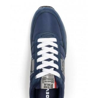 Devergo pánske tenisky MATT - Námornícka modrá