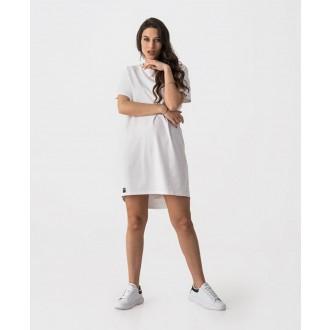 Retrojeans dámske šaty LORI D - Biela