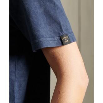 Superdry dámske tričko Vintage Logo Itago - Tmavomodrá
