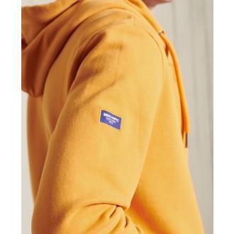 Superdry pánska mikina Cl Workwear Zip - Oranžová
