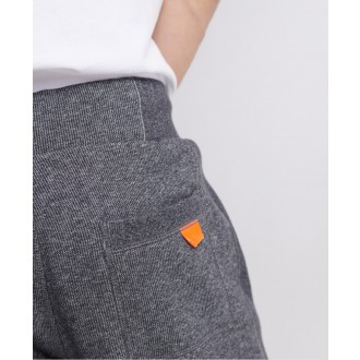 Superdry pánske kraťasy Orange Label Classic - Tmavosivá