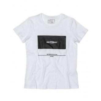 Devergo Dámske Tričko 106 - Biela