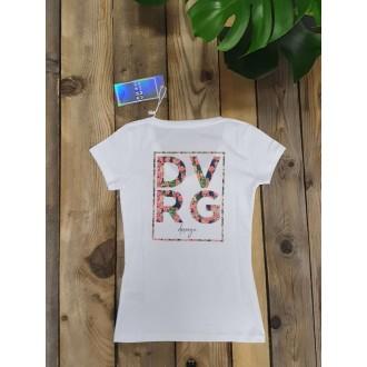 Devergo dámske tričko 105 - Biela