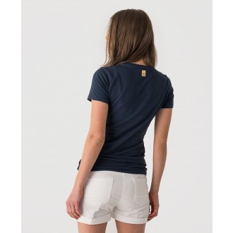 Retrojeans dámske tričko JANNA - Tmavomodrá