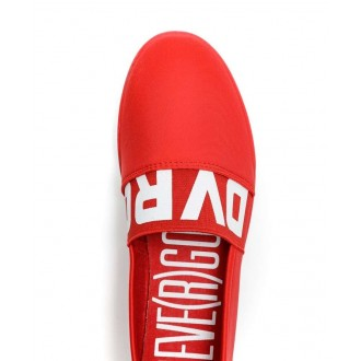 Devergo dámske balerínky MALIBU - Červená
