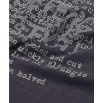 Devergo pánske tričko 806 - Tmavosivá