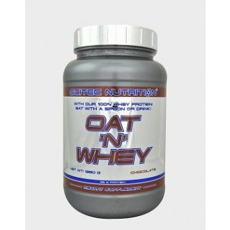 Scitec Nutrition Oat ´N´ Whey 1380 g