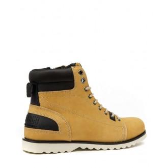 Devergo pánske topánkyHELSINKI - Žltohnedá