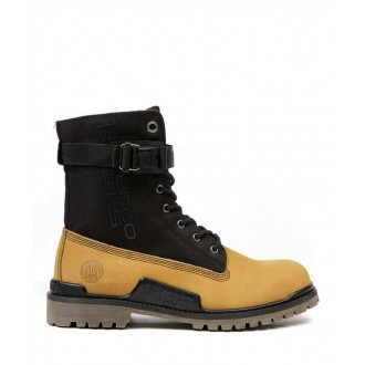 Devergo pánske topánkyCYGNUS - Žltohnedá