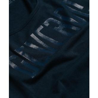Devergo dámske dlhorukávové tričko - Námornícka modrá