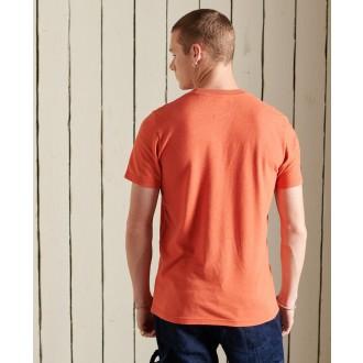 Superdry pánske tričko Heritage Mountain - Oranžová