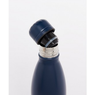 Superdry sport Steel Bottle - Námornícka modrá