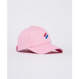 Superdry sportstyle Baseball Cap - Ružová