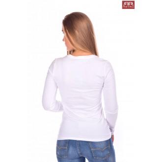 Retrojeans Dámske tričko ZENIT LW20 - Biela