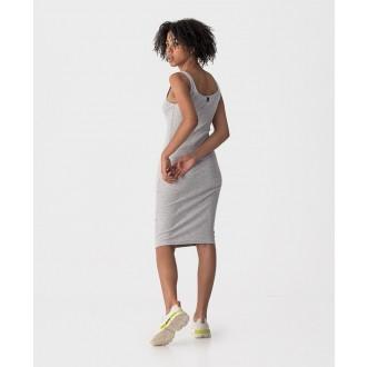 Retrojeans dámske šaty SABINA - Sivá
