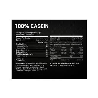 Optimum Nutrition Gold Standard 100% Casein