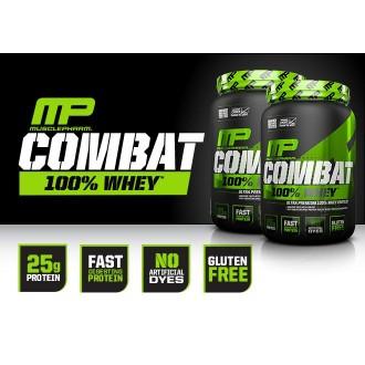 MusclePharm Proteín Combat 100% Whey