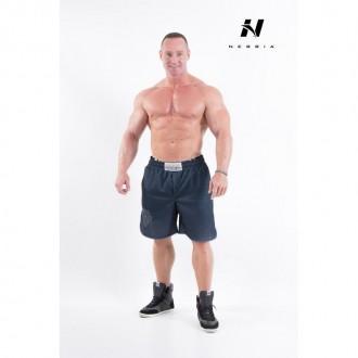 NEBBIA HARDCORE Fitness Šortky 302