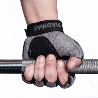 MadMax Fitness Rukavice Damasteel