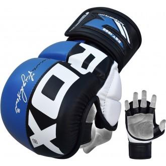RDX T6 MMA Rukavice Modré