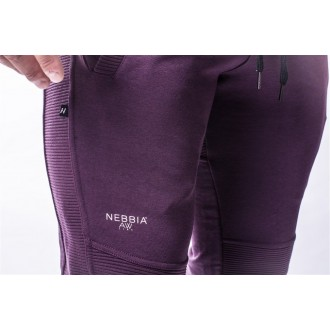NEBBIA AW joggers 719