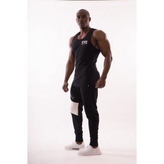 NEBBIA AW Gym tielko 726 - Čierne
