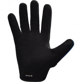 Rdx Fitness rukavice f43 Celoprsté