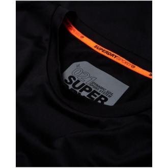 Superdry Pánske tričko Active Small Logo Graphic Tank
