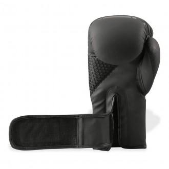 Bytomic Boxerské rukavice Axis V2 - Čierne