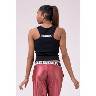 Nebbia Crop Top Labels 516