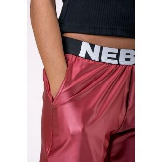 Nebbia Nohavice Sports Drop Crotch 529 - Ružové