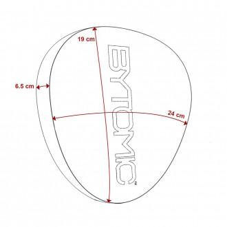 Bytomic Axis V2 Boxerské lapy - Čierne