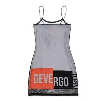 Devergo dámske šaty - Biela