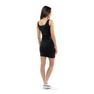 Devergo dámske šaty Vision - Čierna