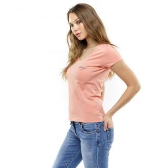 Devergo dámske tričko 105 - Lososová