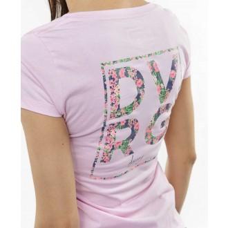 Devergo dámske tričko 105 - Ružová