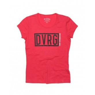 Devergo Dámske Tričko 805 - Ružové