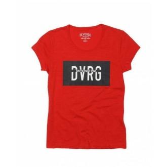 Devergo Dámske Tričko 805 - Červené