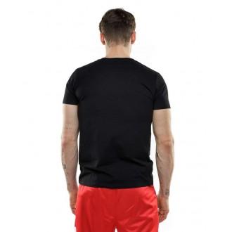 Devergo pánske tričko Hot - Čierna