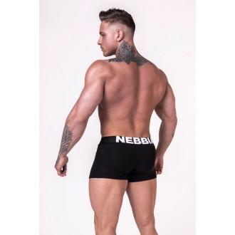 NEBBIA boxerky 701 - Čierne