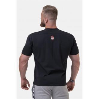 Nebbia Golden Era tričko 192 - Čierne