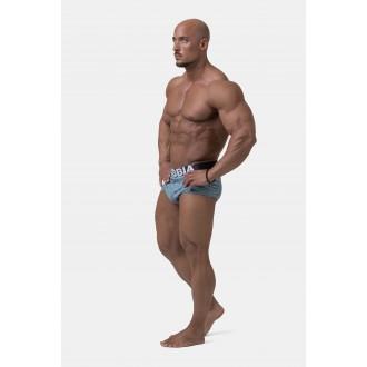 Nebbia pánske boxerky 190 - modré