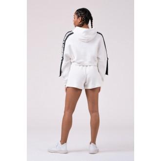 Nebbia Rebel Hero boxerské šortky 521 - Biela