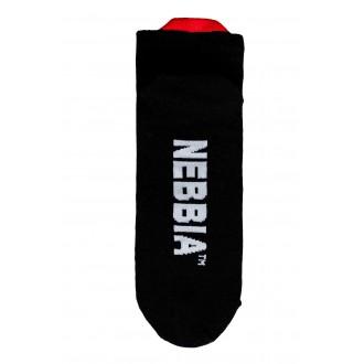 Nebbia SMASH IT členkové ponožky - Čierne