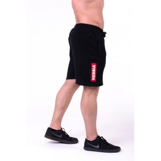 Nebbia šortky Red Label 152 Čierne