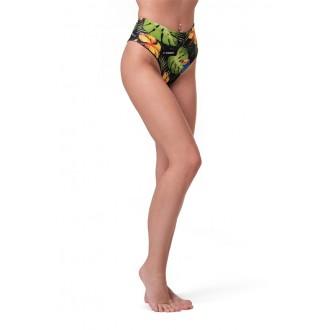 NEBBIA spodný diel High-waist sporty bikini 555