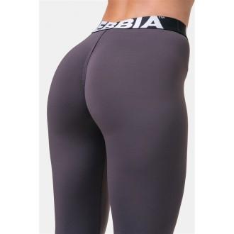 NEBBIA Squat HERO Scrunch Butt legíny 571 - Marron