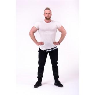 Nebbia tepláky Gym Hero 153 - Čierne