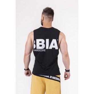 Nebbia tielko Back To The Hardcore 144 - Čierne